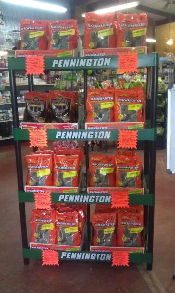 Attract the deer this year with Pennington deer feed!